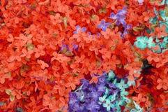 sztuczne kwiaty Zdjęcie Stock