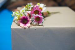 Sztucznego kwiatu bukiet Fotografia Royalty Free