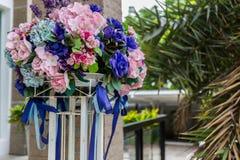 Sztucznego kwiatu bukiet Obraz Royalty Free