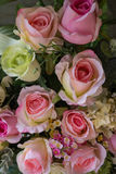 Sztuczni kwiaty Obraz Stock