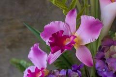 Sztuczni kwiaty Obrazy Stock