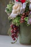 Sztuczni kwiaty Zdjęcia Stock