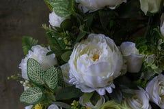Sztuczni kwiaty Obraz Royalty Free