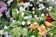 Sztucznie kwitnąć kwiaty Obrazy Stock