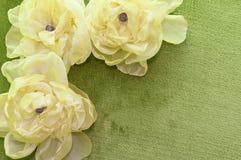 Sztuczny flowesr handmade Zdjęcie Royalty Free