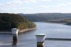 sztuczny jezioro Zdjęcie Royalty Free