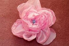 Sztuczny kwiat handmade Zdjęcia Royalty Free