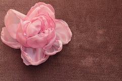 Sztuczny kwiat handmade Obrazy Royalty Free