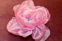 Sztuczny kwiat handmade Zdjęcie Stock