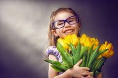 sztuczny piękny jaskrawy kolorowy kreatywnie rzęs eyeshadow piórka kwiatu dziewczyny długi makeup target390_0_ wianku potomstwa Zdjęcia Royalty Free