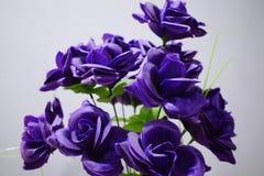 Sztucznych kwiatów bukiet Zdjęcie Royalty Free