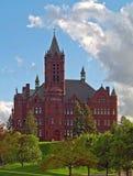 sztuk szkoła wyższa crouse grzywny Syracuse uniwersytet Fotografia Stock