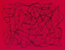 sztuka abstrakcyjna Obrazy Royalty Free