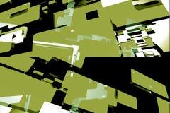 Sztuka abstrakta tło Obraz Royalty Free