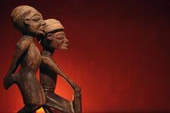 sztuka afrykańskim stylu Zdjęcie Royalty Free
