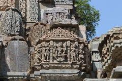 Sztuka arthuna świątynia zdjęcie royalty free