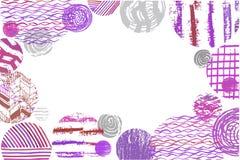 Sztuka background2 ilustracji