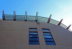 Sztuka budynek UCSD fotografia stock