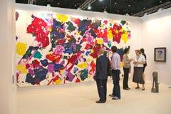 sztuka Dubai Zdjęcia Royalty Free