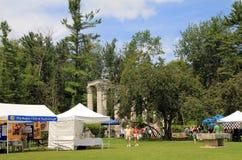 Sztuka festiwal w Guildwood parku Obrazy Royalty Free