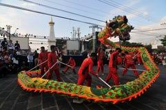Sztuka festiwal w Yogyakarta, Indonezja Zdjęcie Royalty Free