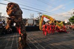 Sztuka festiwal w Yogyakarta, Indonezja Obrazy Royalty Free