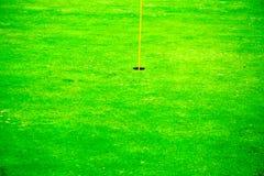 Sztuka golf zdjęcia stock