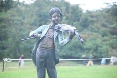 Sztuka i statua Fotografia Stock