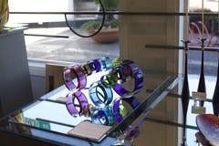 Sztuka kawałek w Clifton sztuki szkła galerii Zdjęcie Royalty Free