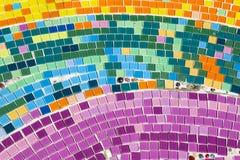 Sztuka Kolorowy ceramiczny Zdjęcia Royalty Free