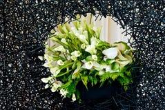 sztuka kwiat Obraz Royalty Free