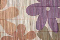 Sztuka kwiatu wzór wiele kolor Zdjęcia Stock