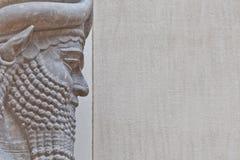 sztuka Mesopotamian Zdjęcie Stock