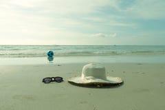 Sztuka na morzu Zdjęcia Stock