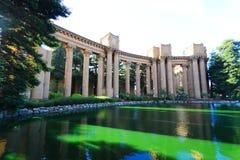 Sztuka Piękna pałac Obrazy Stock