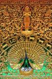 Sztuka piękna Tajlandzka świątynia Obrazy Royalty Free