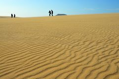 Sztuka piasków wzory zdjęcie royalty free