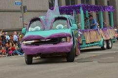 Sztuka samochód Zdjęcie Royalty Free