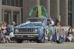 Sztuka samochód zdjęcia stock