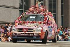 Sztuka samochód Zdjęcia Royalty Free