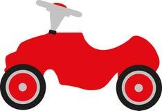 Sztuka samochodu zabawka ilustracji