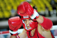 sztuka samoobrony gra azjatykcie gry 2009 Zdjęcie Royalty Free