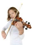 sztuka skrzypce Zdjęcie Stock