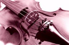 Sztuka skrzypce. Fotografia Stock