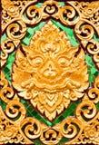 sztuka tajlandzka Obraz Stock