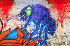 Sztuka Telented ludzie w Panamskim mieście Obrazy Stock