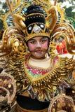 Sztuka Uliczny festiwal, solo, Indonezja Zdjęcia Stock
