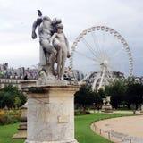 Sztuka w Paris Obraz Royalty Free