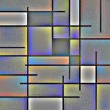Sztuka Współczesna abstrakt ilustracja wektor