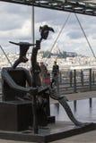 Sztuka Współczesna Pompidou Obraz Royalty Free